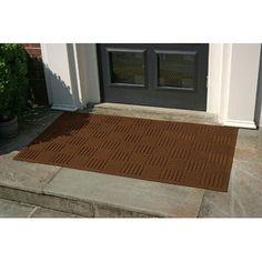 Beachcrest Home Anitra Parquet Doormat