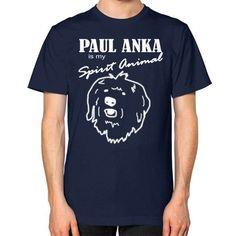 Paul Anka - Unisex T-Shirt (on man)