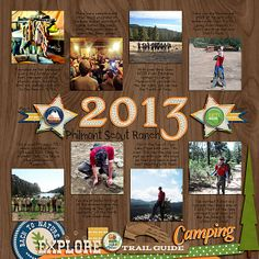 Philmont in Review - Scrapbook.com