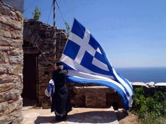 Discover the authentic Greece, its natural and cultural heritage, the people. And enjoy a trip made to measure to live an unique travel experience. Greek Flag, Greece Holiday, Mykonos Greece, Santorini, Real Estate Services, Thessaloniki, Ancient Greek, National Parks, Greece