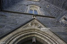 Close-up Image of St Patric's Cathedral #architecture #travel