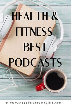 Wellness Fitness, Health And Fitness Tips, Health And Wellness, Podcasts Best, Best Audiobooks, Podcast Ideas, Best Blogs, Healthier You, Get Healthy