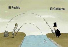 El pueblo vs el gobierno