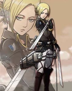 Find images and videos about attack on titan, shingeki no kyojin and annie leonhardt on We Heart It - the app to get lost in what you love. Attack On Titan Ships, Attack On Titan Anime, Anime Demon, Manga Anime, Snk Annie, Female Titan, Annie Leonhart, Humanoid Creatures, Eren X Mikasa
