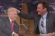 Jimmy Fallon responds to Donald Trump's trolling with donation to RAICES - AOL Entertainment