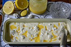 Lemon Curd-marenkijäätelö | Celebration Treats 4U