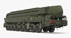 Ballistic Missile, Military Equipment, Rigs, Military Vehicles, Trucks, Weapons, History, Space, Amazing