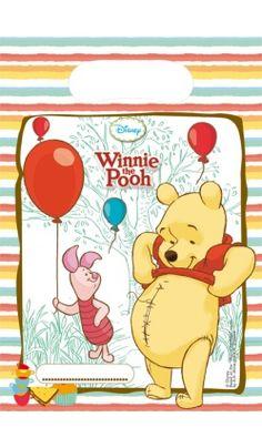 Winnie L'Ourson™ Sachet à bonbons - Disney™