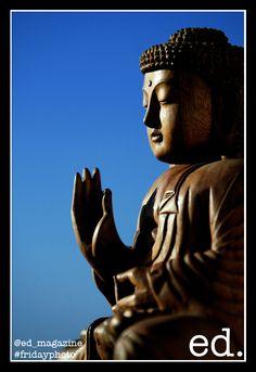 Executive Decisions Magazine - Buddha the Blue Sky - ed. magazine