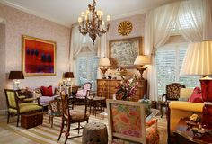 Eclectic, traditional and antiques!