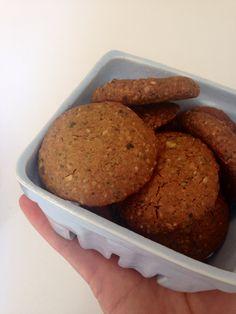 Allergy-friendly cookie recipe: sunflower seeds, pumpkin seeds, tapioca flour or…