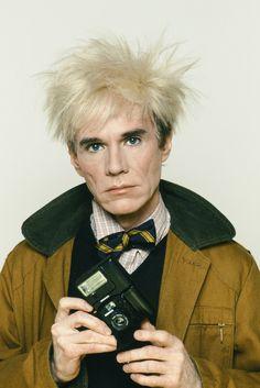 Andy Warhol © Pierre Houlès