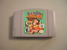 Banjo- Tooie (Nintendo 64, 2000)