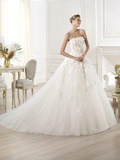 Vestidos de noiva Elie Saab para Pronovias 2014. #casamento #vestidodenoiva #ElieSaab #Pronovias