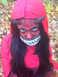 Extreme Halloween Makeup with prosthetics by Luna Designs Studio...interested contact us at 413-322-9338 or text your inquiry to 413-209-4221.