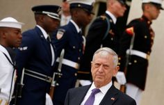 Mattis warns North Korea to stop actions that would 'lead to end of regime'