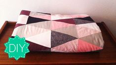 PATCHWORK TÆPPE - Why Buy - when you can create...