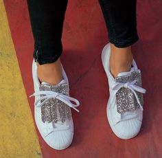 #Frilles#Time2SparkleLadies#<3 Leather Shoes, Footwear, Pop, Elegant, Sneakers, How To Wear, Outfits, Fashion, Leather Loafers