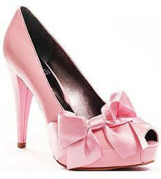 zapatos rosas   Zapatos de moda