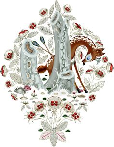 When I was looking at Hungarian folk art, I stumbled over Klaus Haapaniemi. Art And Illustration, Drawing Sketches, Drawings, Inspiration Art, Arte Popular, Marimekko, Art Design, Oeuvre D'art, Spirit Animal