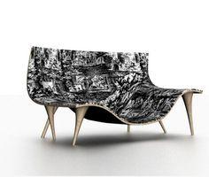 Wild etiquette lounge by Dima Loginoff