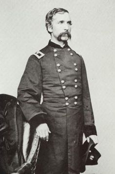 Joshua Chamberlain, formerly a professor at Bowdoin College, led the 20th Maine at the pivotal battle of Gettysburg. When his men started to run out of ammo and were at risk of being overwhelmed, he ordered a bayonet charge that routed the Confederate troops. Chamberlain also had the honor of commanding the US troops at the surrender ceremony of Robert E. Lee's army of Northern Virginia in April of 1865.