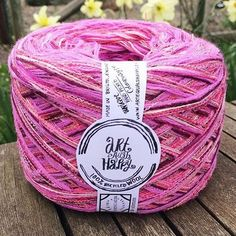 Fresh colours in our #artequalshappy Recycled Yarn. Pictured is Raspberry Ripple in super chunky 200g. So fun for the summery weather weve got. Photo: @pixieyarn // #bristolwool #aucustomermakes #bristolyarnshop #alterknituniverse #recycled #recycledyarn #woolshop #summerknits #superchunky #bulkyyarn // Add your own makes to the tag #aucustomermakes :] It's our favourite thing when people share what they've made with yarn from the shop! https://ift.tt/1SPuuxi