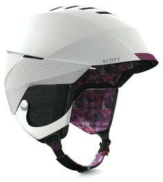 Helmet Scott Jervis fashionwash white matt S