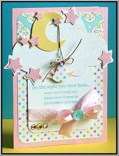 baby card idea