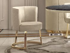 Chairs | Seating | Cloé | Longhi | Giuseppe Iasparra. Check it out on Architonic
