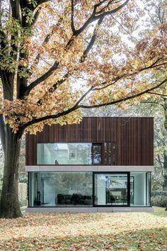 house M | de pinte - Projects - CAAN Architecten / Gent - #design #home #architecture