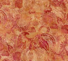 Cornucopia Batik from Hoffman