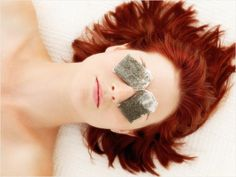 12 Treatments And Home Remedies For Puffy Eyes ... tea-bags └▶ └▶ http://www.pouted.com/?p=34823