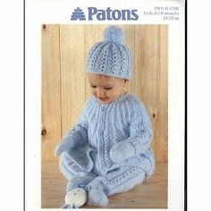 Knit Patterns for Baby Boys | eBay