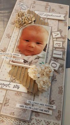 Baby Anne Gro Lia Maja Design