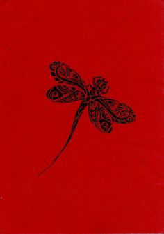 Dragonfly (if I was going to get a tattoo then this would be it)