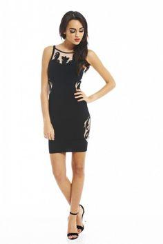 Dresses - Bodycon Dresses - AX Paris