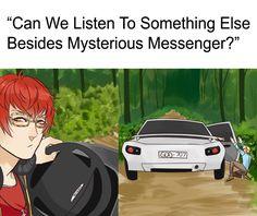 Mystic Messenger Trash : Photo
