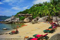Charm Churee Villa at Jansom Bay, Koh Tao, Thailand