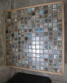 Tegel tafels op pinterest tegel moza eken mexicaanse tegels en tegel tafels - Idee mozaieken badkamer ...