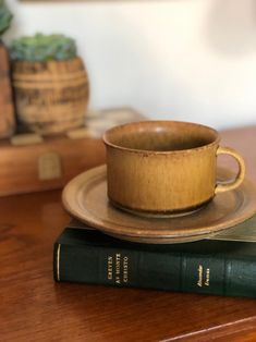 Excited to share this item from my shop: Swedish Höganäs tea mugs coffee cups earth tones saucers retro earthy stoneware V60 Coffee, Coffee Cups, Coffee Maker, Tea Mugs, Earth Tones, Scandinavian Design, Earthy, Tea Time, Stoneware