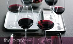 How to Host a Wine-Tasting Party - a very good guide.  Covers everything!