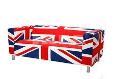 177 best union jack british flag images on pinterest union jack rh pinterest com ikea klippan union jack sofa cover union jack sofa bed ikea