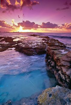 Piñones Sunset ~ Puerto Rico