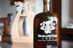 Highland Park Loki Review - A Wardrobe of Whisky