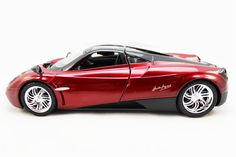 pagani huayra red   Diecast CAR Pagani Huayra RED 1 24 Motormax DIE Cast Model 79312R ...