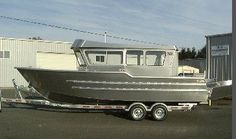 Aluminium Boats Cabin Cruiser 28 Crew Photo, Detailed about ...
