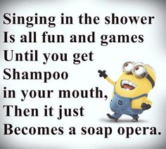 Oh minions, you never fail to make me laugh my heart out!