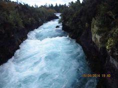 Huka Falls #NewZealand