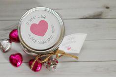Valentine Gift for Teacher + Printable